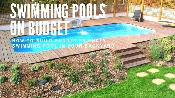 Swimming Pool On Budget